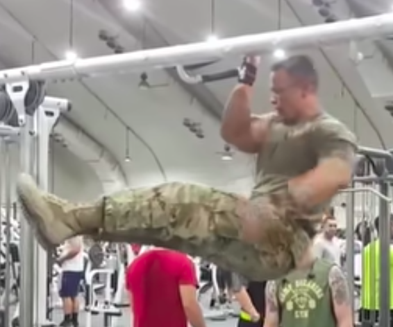 American Soldier Training
