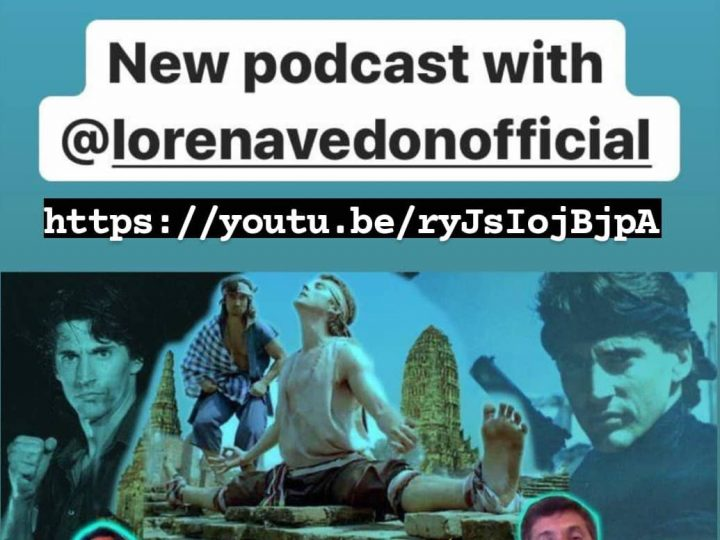 Loren Avedon YouTube Podcast with Bruce Willow