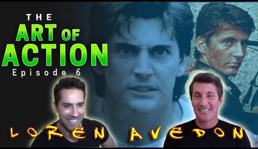 Scott Adkins Art of Action YouTube Interview with Loren Avedon